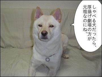 元祖おしゃべり犬-3コマ