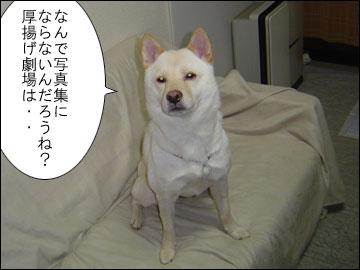 元祖おしゃべり犬-5コマ