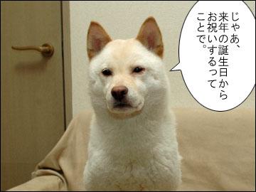 まりりんの誕生日-12コマ