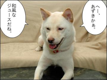 和風なジュース-2コマ