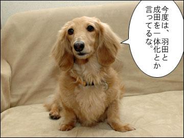羽田 & 成田-3コマ