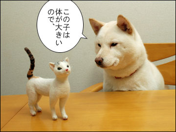 えのきちゃんからの残念賞-8コマ
