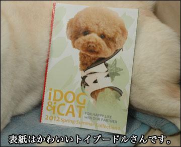iDog/iCatさんのカタログ-2コマ