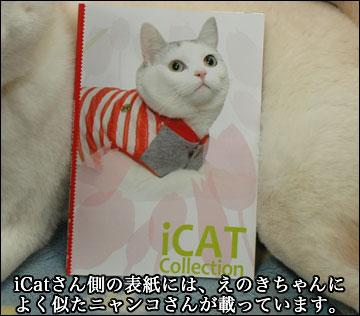 iDog/iCatさんのカタログ-4コマ