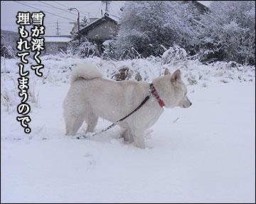 雪ふたたび-6コマ