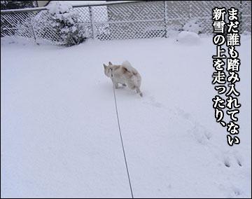 雪ふたたび-7コマ